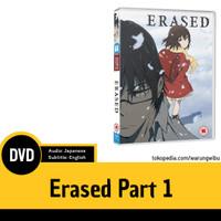 Anime Erased / Boku dake ga Inai Machi   DVD