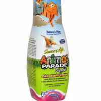 NATURE'S PLUS ANIMAL PARADE LIQUID CHILDREN 236 ML BPOM