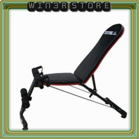 adjustable bench gym total fitnes(ORIGINAL)bangku multifungsi -bench