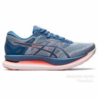 Sepatu Asics GLIDERIDE Women's Running Shoes - Polar Shade Grey Floss