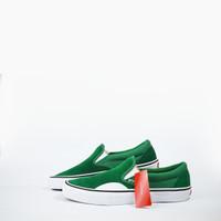 Vans Slip On Pro Green Amazon
