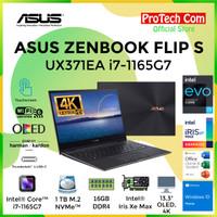 ASUS ZENBOOK FLIP S UX371EA i7-1165G7 16GB 1TB SSD 13.3 OLED OHS W10