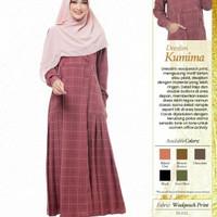 Rabbani Dresslim Kumima Gamis Baju Muslim Wanita Dewasa