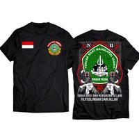 kaos IPSI pencak silat indonesia 003 katun T-SHIRT PRIA/WANITcombet30s
