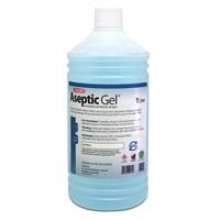 Aseptic Gel Hand Sanitizer 1L Refill Onemed