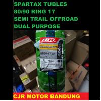 Ban TUBLES Dual Purpose FDR Spartax 80/90 ring 17 motor bebek