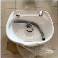 Washbak Keramik Bak Cuci rambut Salon kursi keramas aplikatif ( 019 )