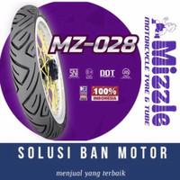 Ban Motor Matic MIZZLE MZ-028 70/80-14 ( Non TUBELESS )