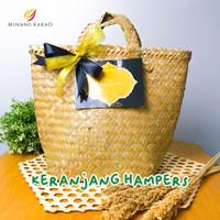 Keranjang Anyam / Bakul Purun / Hampers