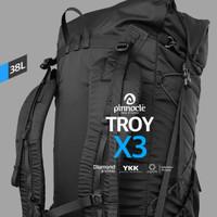 Backpack Pinnacle Troy X3 - Full Black
