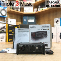 TASCAM US-1x2HR Soundcard Recording Triple 3 Music