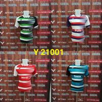 Baju Badminton Bulutangkis Yonex Y 21001 Kaos Badminton Yonex Impor