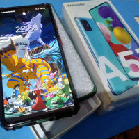 samsung a51 ram 6gb/128gb not oppo asus realme