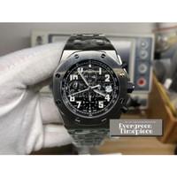 Audemars Piguet Royal Oak Offshore Watch Black Themes Chronograph 42mm