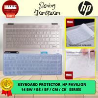 hp 14 BW 015 keyboard protector /pelindung keyboard laptop