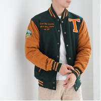 Toucan Shirt Co Varsity Jacket