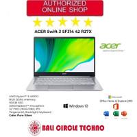 ACER Swift 3 SF314 42 R27X Ryzen 5 4500U 8GB 512GB W10 OHS Pure Silver