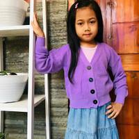 Cardigan Rajut Anak Bubble Kids