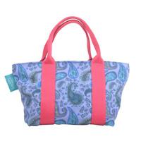 Handbag Fashion Tas Wanita Totebag BOTEH Kamalika Artprints - Ungu
