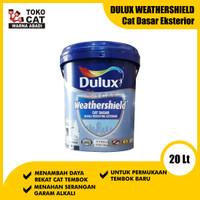 Cat Alkali Sealer Dulux Wheatershield 20 Liter / Cat Dasar