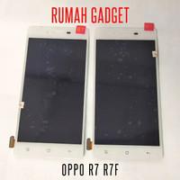LCD OPPO R7F R7 FULLSET TOUCHSCREEN ORIGINAL