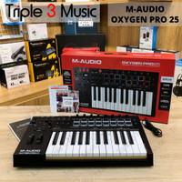 M-Audio Oxygen Pro 25 Midi Controller 25 keys