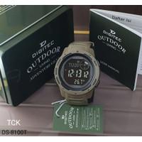 Jam Tangan Pria Digital DIGITEC OUTDOOR DS-8100T Rubber Original