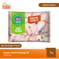 So Good Ayam Potong Utuh 1 Kg