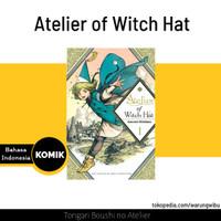 Komik Atelier of Witch Hat | ELEX MEDIA