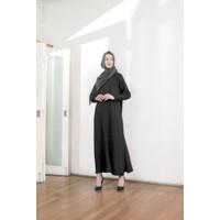 BASIC ZIPER DRESS by AUNE