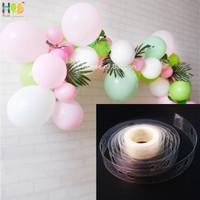 Stripe Strip Tali Tape Balon Dekorasi Gantung / Arch Garland Balloon