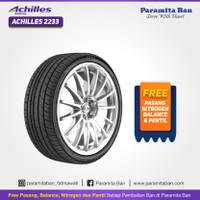 Ban Achilles 2233 205/45 17 Ban Mobil Honda CRZ, TUNING SEDAN R17