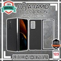 Case Samsung Galaxy Z Fold 2 Fold2 Pitaka Style Aramid Carbon Fiber