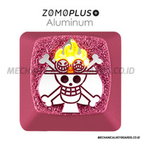 ZOMO One Piece Ace Aluminum Keycap