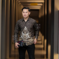 Batik Pria Premium 037