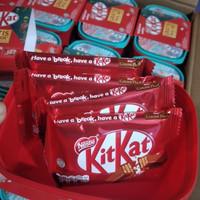 Kitkat Kit Kat Coklat 4F Finger Chocolate (per box) Murah Sale