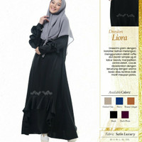 Rabbani Dresslim Liora Gamis Baju Muslim Wanita Dewasa