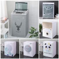 (Tabung A buka atas) Top Cover Penutup mesin cuci/Cover mesin cuci - Deer