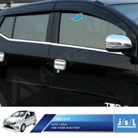Toyota Agya Talang Air JSL / Side Visor Injection / Aksesoris Agya