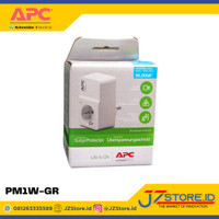 APC Surge Protector PM1WGR / PM1W-GR colokan anti petir