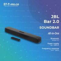 JBL Bar 2.0 All-in-One Soundbar Bluetooth Speaker USB Playback