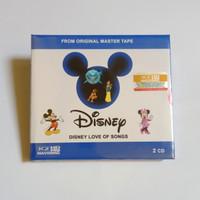 CD K2HDPro Disney love of songs