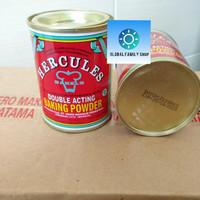 hercules baking powder 110gr double acting