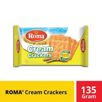 Roma Cream Crackers 135 Gr