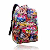 Tas ransel trendy / tas backpack anak sekolah distro/ransel pria