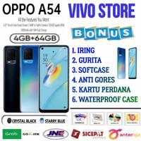 OPPO A54 RAM 4/64 GB GARANSI RESMI OPPO INDONESIA