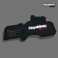 Hayaidesu Mud Flap Penahan Lumpur Motor Honda Vario 110 Techno