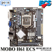 MAINBOARD MOTHERBOARD MOBO INTEL LGA 1155 H61 ONBOARD DDR3