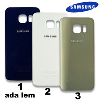 Tutup Belakang Baterai Casing Backdoor Back Door Cover Samsung S6 Edge