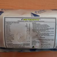 methionine lysine electrolytes ayam Methiovit